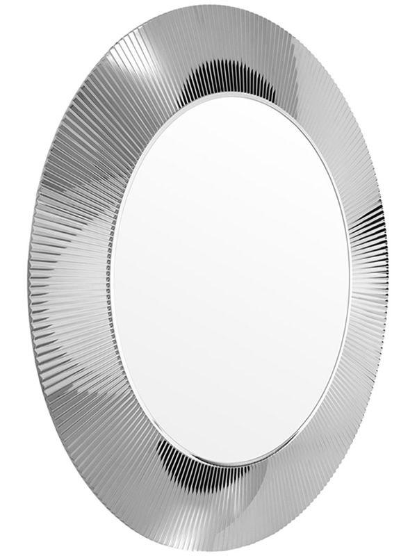 All Saints  Specchio Kartell di design cornice in polimero disponibile in diversi colori