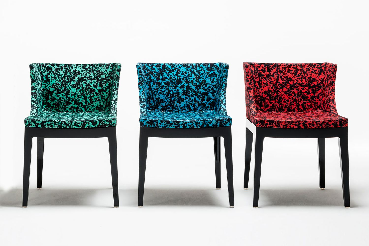 Mademoiselle Memphis by Sottsass: Design small armchair