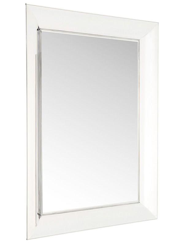 Franois Ghost  Specchio Kartell di design cornice in policarbonato disponibile in diversi