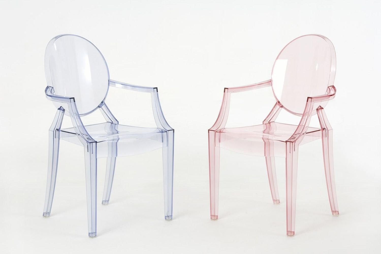 kids ghost chair history of chairs lou kartell design for children