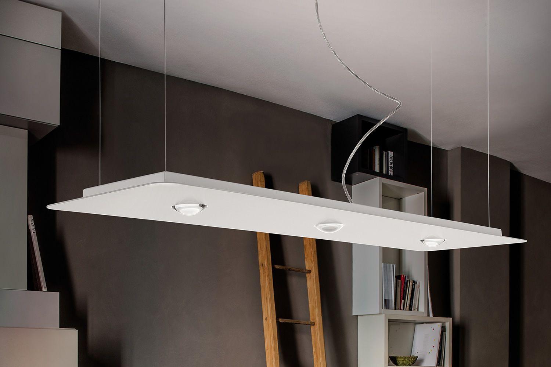Frozen S  Lampada a sospensione di design in metallo