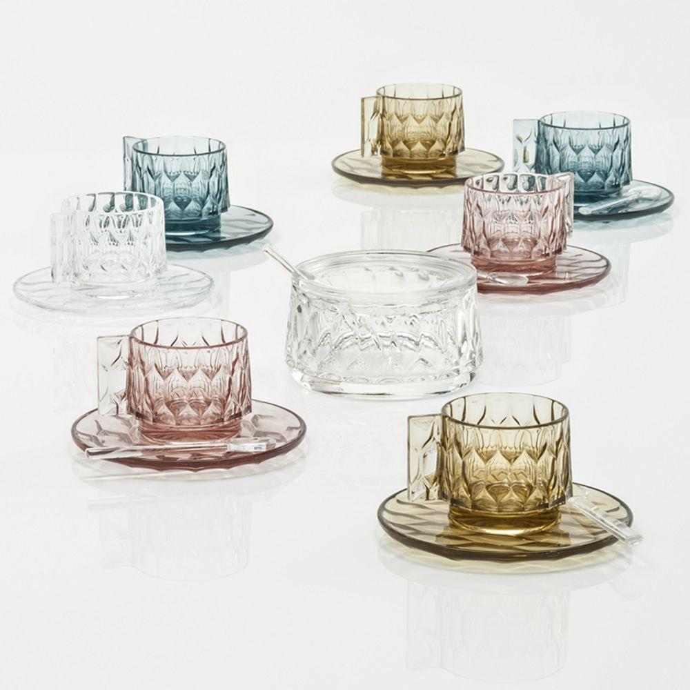 Jellies Family Coffee  Tazzine da caff Kartell di design