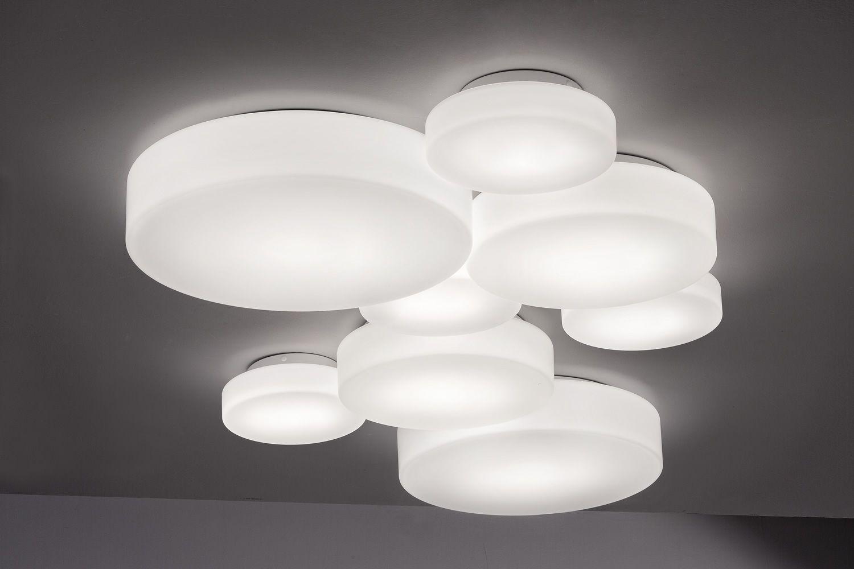 Makeup  Lampada a soffitto o parete di design in metallo