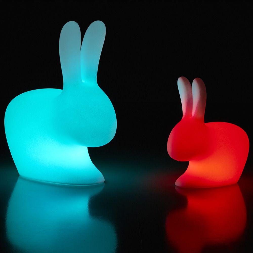Rabbit Lamp Outdoor LED  Lampada da giardino Qeeboo a