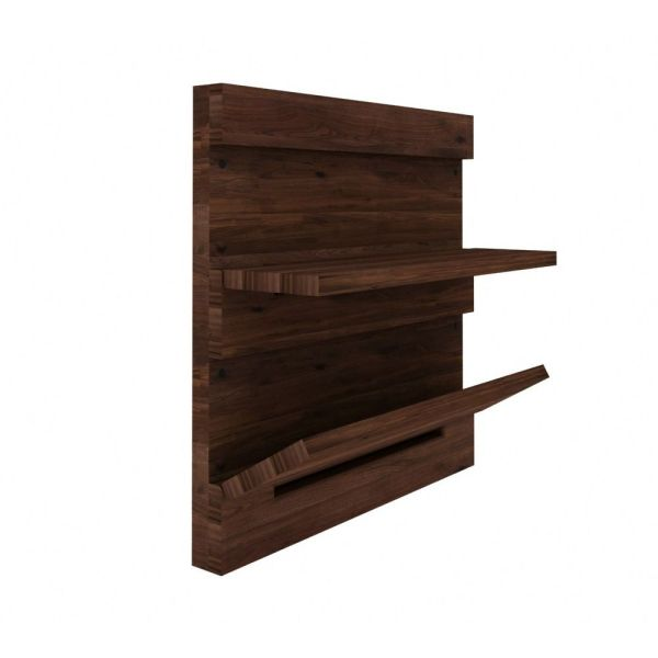 Utilitle- Ethnicraft Wall Unit Of Wood With