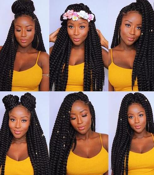 Braiding Hairstyle How To Make Amazing Braids With Your Natural Hair