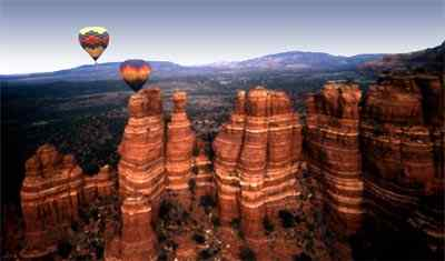 hot air balloon grand canyon # 23
