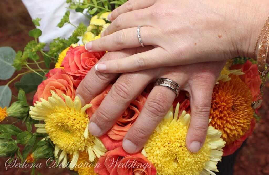 Jennifer Michael Sedona Wedding
