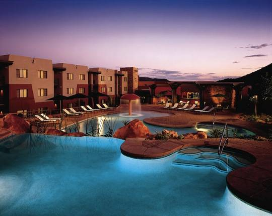 HILTON SEDONA RESORT SPA A Sedona Hotels Standout For