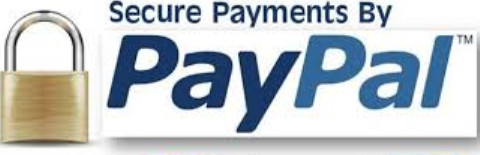 PAY PAL ACCEPTED