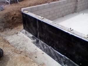 Waterproof Foundation Charlotte, NC