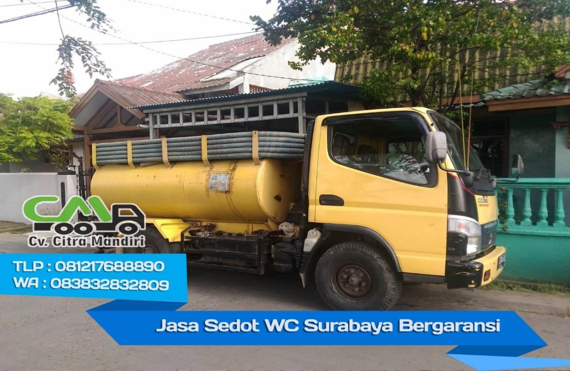 Sedot WC Karang Empat Surabaya