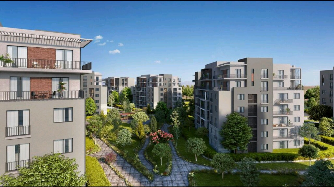 District 5 Residences New Cairo