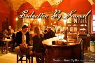 draguer dans un bar