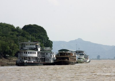 Myanmar Boat Cruises