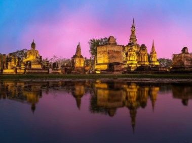 History & Culture of Central Thailand