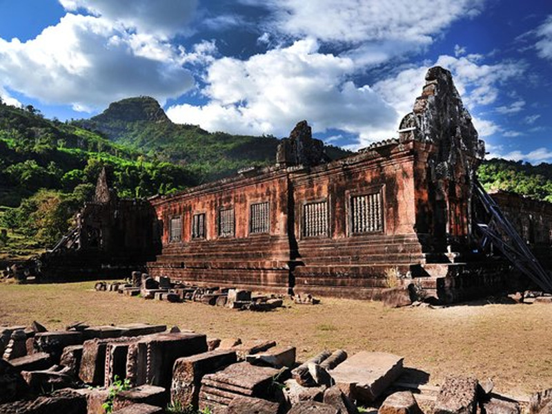Temples of the 4000 islands Laos