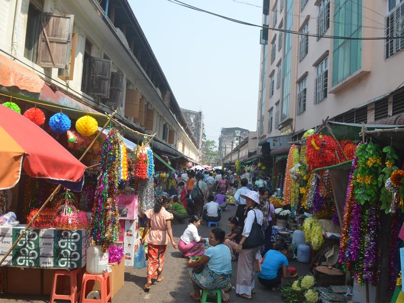 Yangon city tour on your Myanmar holiday