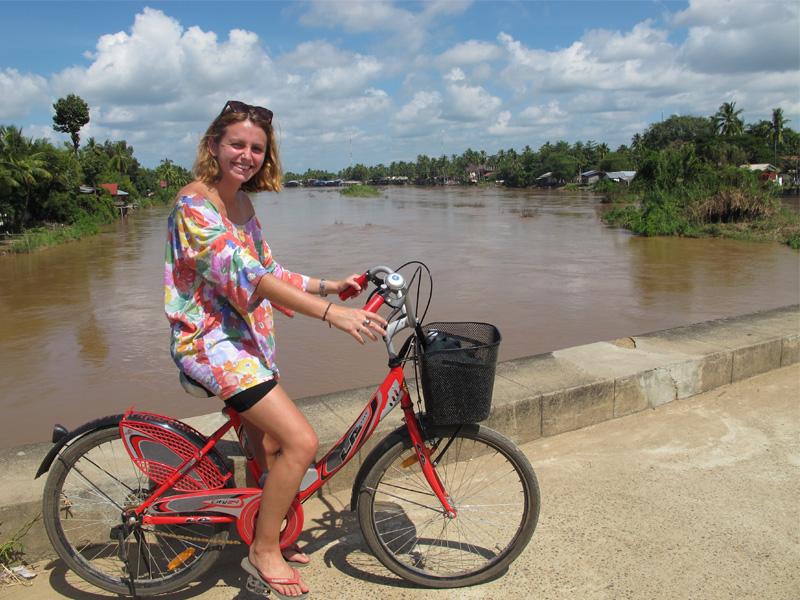 4000 islands by bike