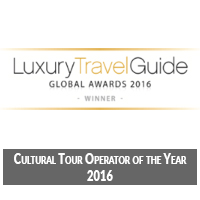 luxury Asia holidays of the year award