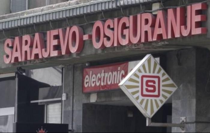 Sarajevo-osiguranje sa padom dobiti na polugodištu
