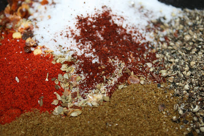 Taco Seasoning {home made}