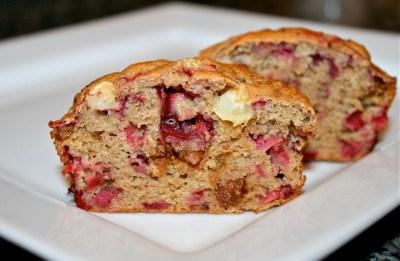 Figgy Cran-Apple Muffins