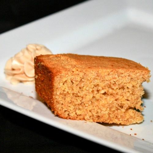 Whole Wheat Maple Cornbread