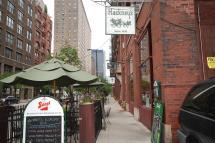 Printer Row Chicago Park