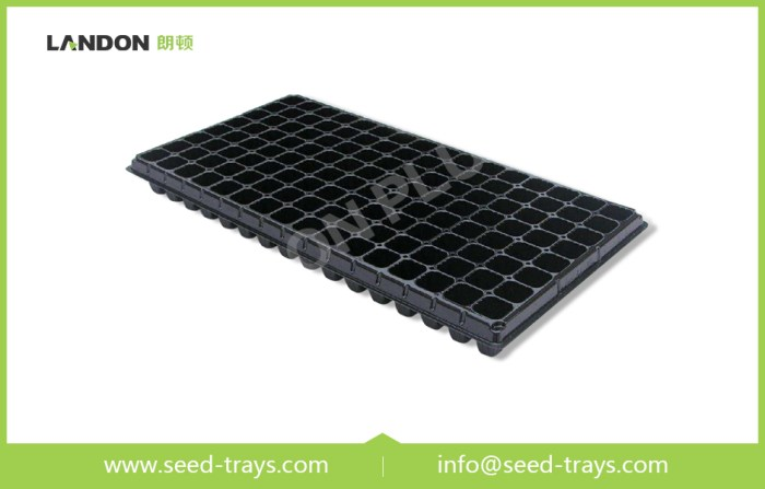 128 Cell Seedling Trays
