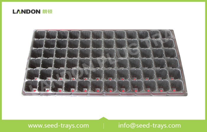 72 Cell Seedling Trays