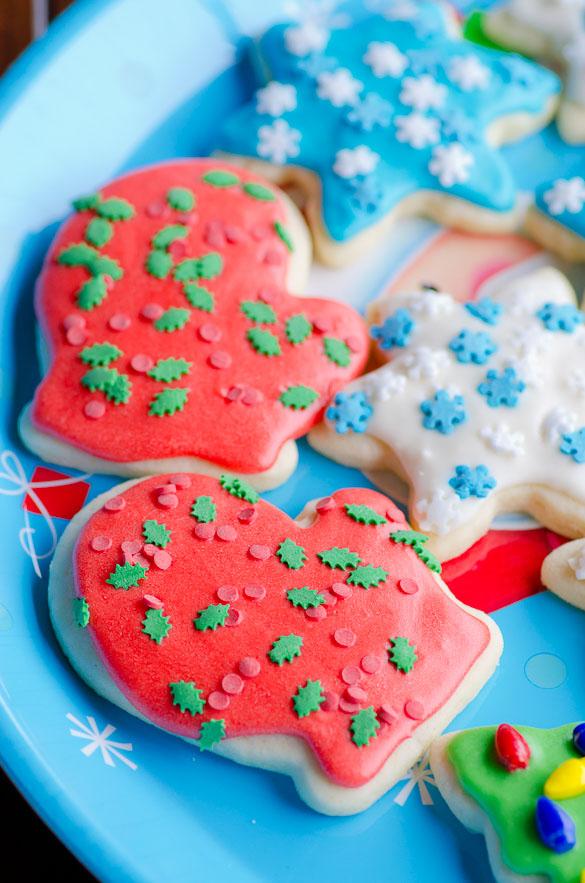 4 Christmas Cookies Easy