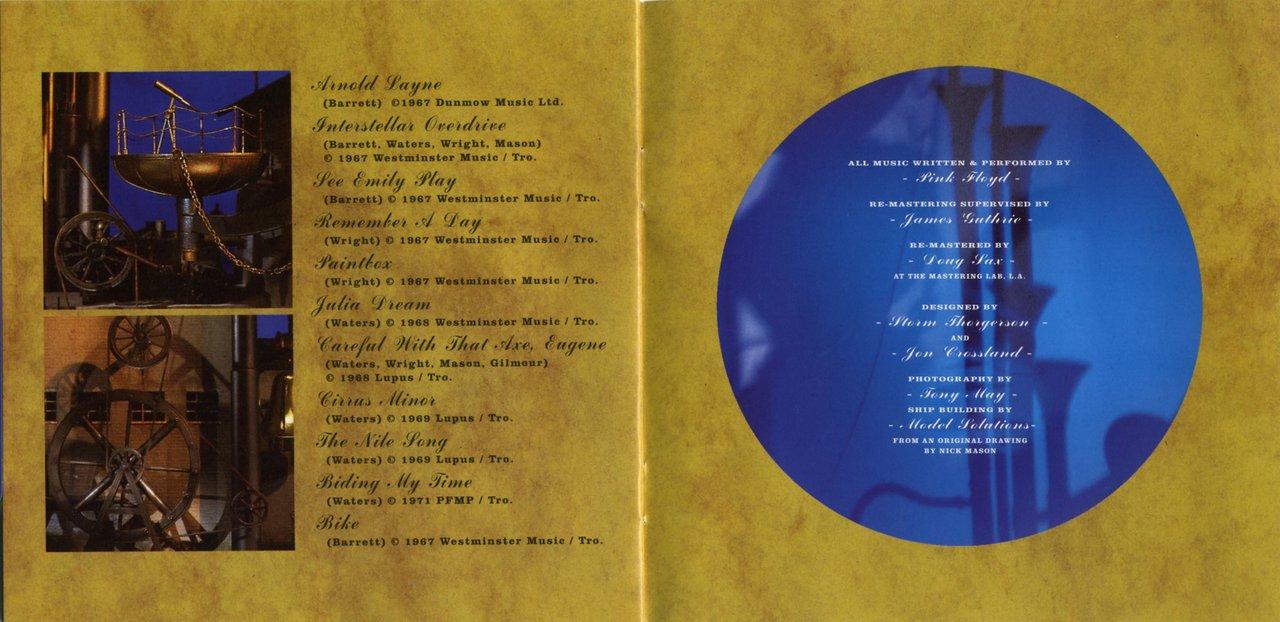 Discographie Et Traductions De Pink Floyd Relics Seedfloyd
