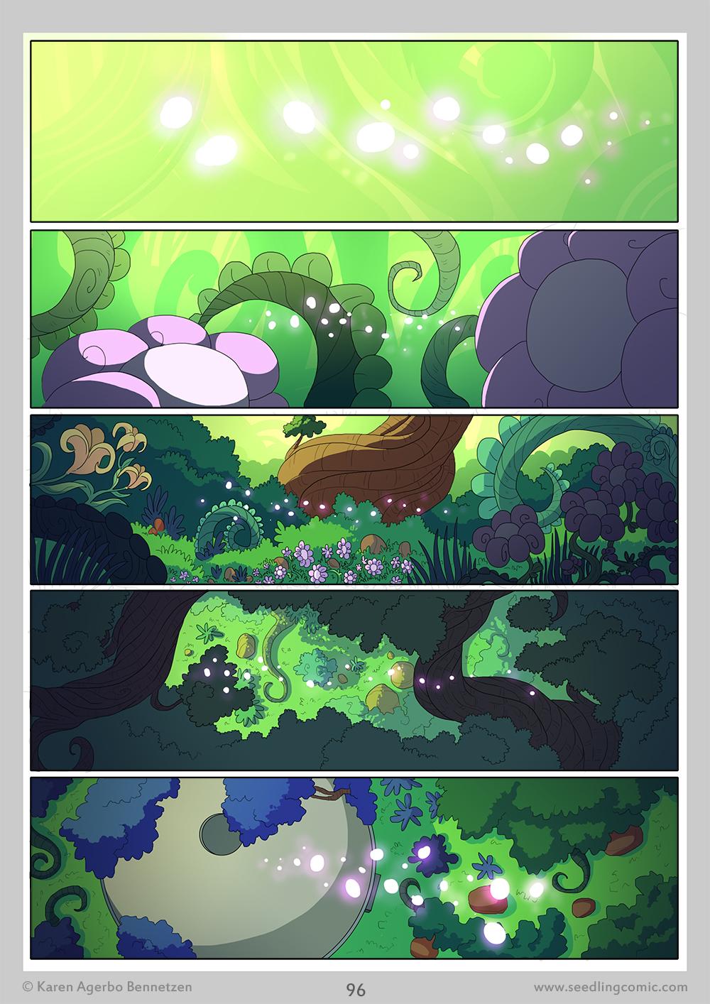 Return of the glowy spores