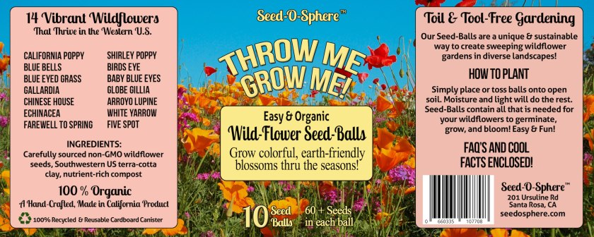 MIXED WILDFLOWER BLEND