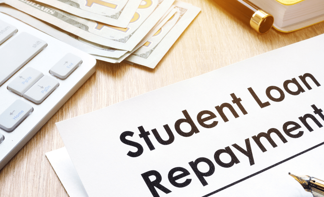Student loans and taxes