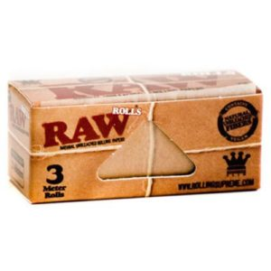 CARTINE A RULLO RAW