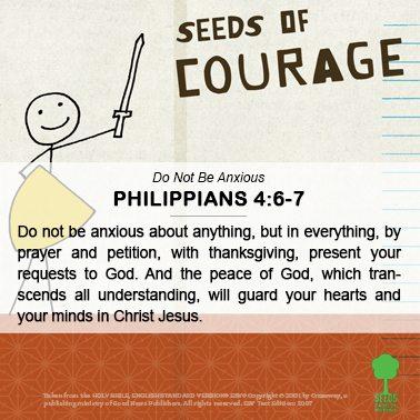 201516 Seeds Bible Club Week 6 Philippians 46 7
