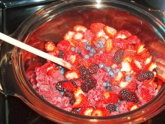 End of the Berries Jam