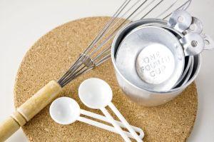 measuring cup, converting a recipe