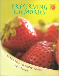 Preserving Memories by Judy Glattstein