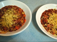 Vegetarian or Vegan Chili Recipe