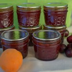 Spirited Apricot Cherry Butter