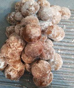 pfefferneusse cookies