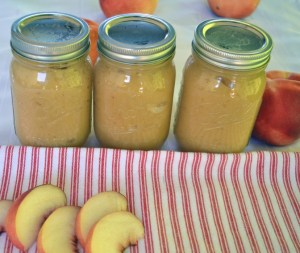 white peach applesauce