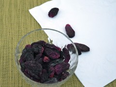 Dehydrate Grapes and Make Succulent Raisins