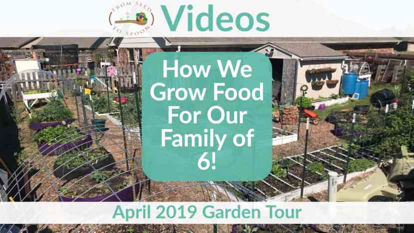 April Garden Tour