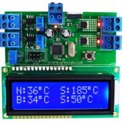 Pid Temperature Controller Kit Wiring Diagram Parrot Bluetooth Mki9200 Extruder 2 Thermocouple Type Seeed Studio