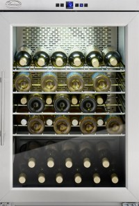 Temperature Controlled Wine Cabinet
