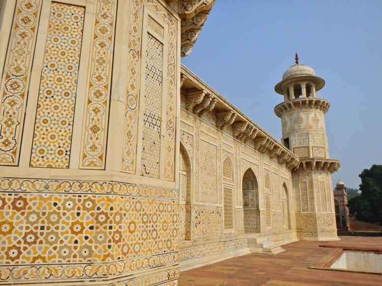 top attractions in india Agra's baby taj, most interesting places to visit in india